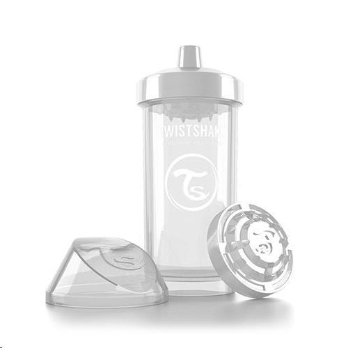 Twistshake - Kid Cup 360ml Wit