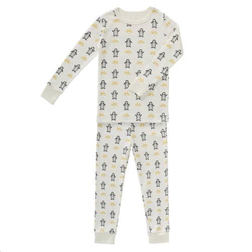 Fresk - 2-Delige Pyjama Pinguin Maat 4 Jaar