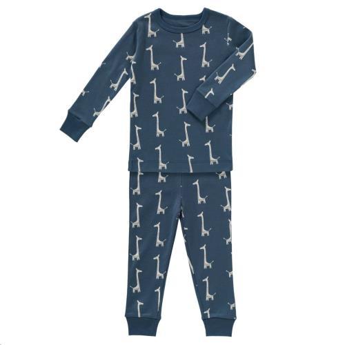 Fresk - 2-Delige Pyjama Giraf Maat 1 Jaar