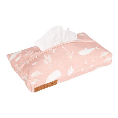 Little Dutch - Babydoekjeshoes Ocean Pink