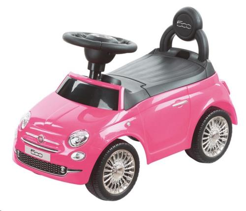 Happy Car - Fiat 500 - Pink