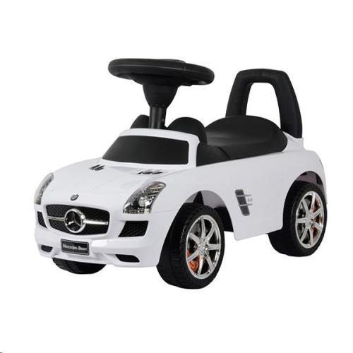 Happy Car - Mercedes Sls White