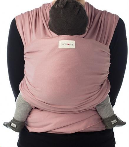 Tricot Slen - Tricot Slen Organic Soft Pink