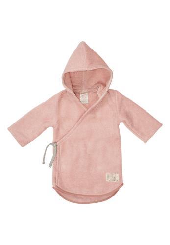 Koeka - Baby Badjas Dijon - Shadow Pink - 74/80