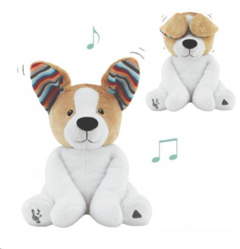 Zazu - Danny Peak-A-Boo Dog
