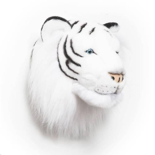 Wild & Soft - Kop Witte Tijger Albert