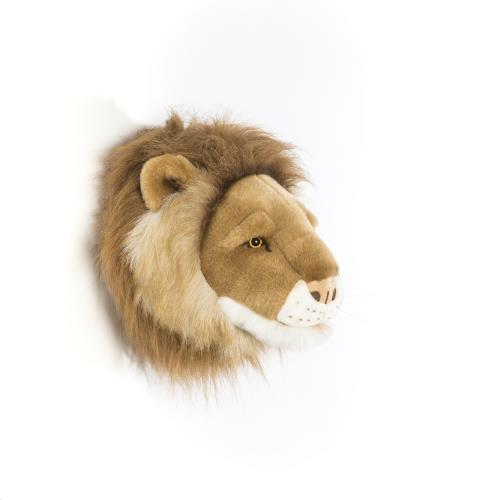 Wild & Soft - Kop Leeuw Cesar