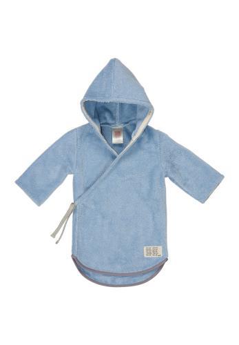 Koeka - Baby Badjas Dijon - Soft Blue - 62/68