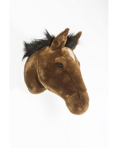 Wild & Soft - Kop Paard Bruin Scarlett