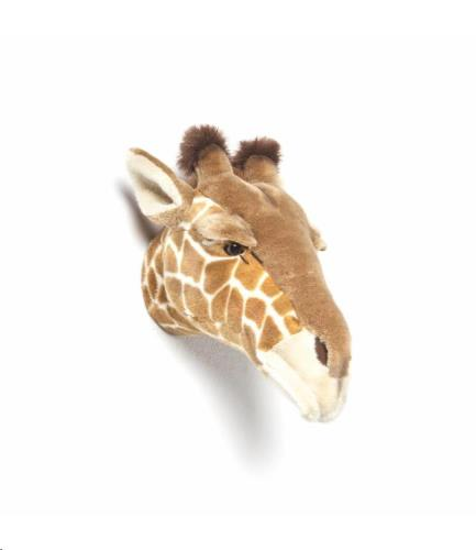 Wild & Soft - Kop Giraf Ruby