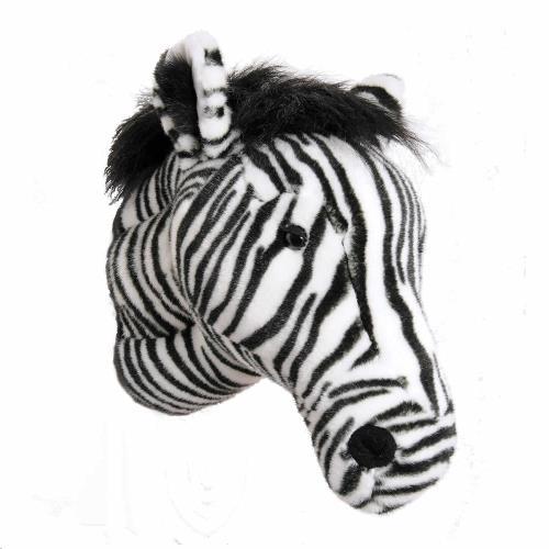 Wild & Soft - Kop Zebra Daniel