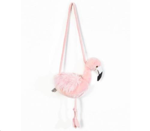 Wild & Soft - Tasje Flamingo