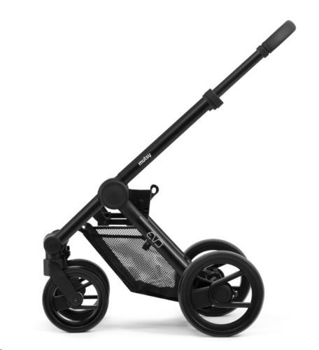 Mutsy - Evo Frame Grey Grip Black Black Wheels