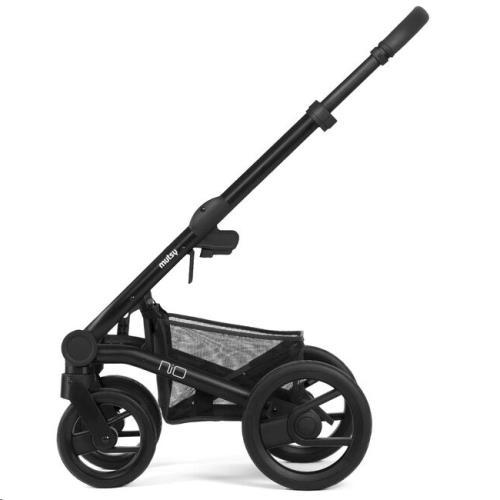 Mutsy - Nio Frame Grey Grip Black Black Wheels