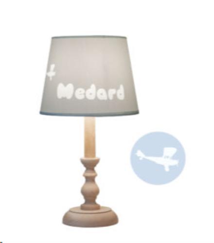 My Little Lamp - Classic Nature / Witte Kap / Snor / Playfull