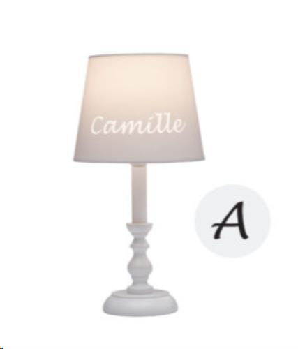 My Little Lamp - Classic Wit / Witte Kap / Playfull