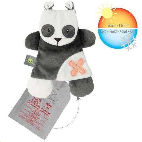 Nattou - Buddiezzz Doudou+Gelpack Panda