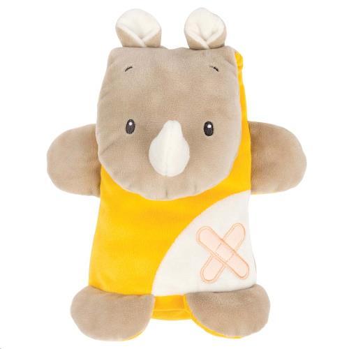Nattou - Buddiezzz Cuddly Neushoorn