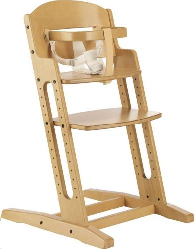 Babydan - Dan High Chair Naturel