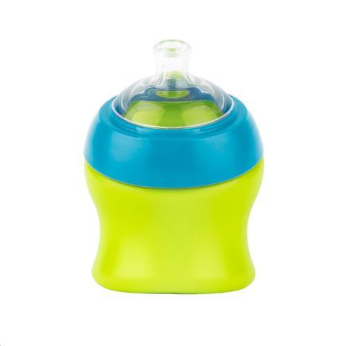 Boon - Drinkbeker Swig Speen Blauw/Groen