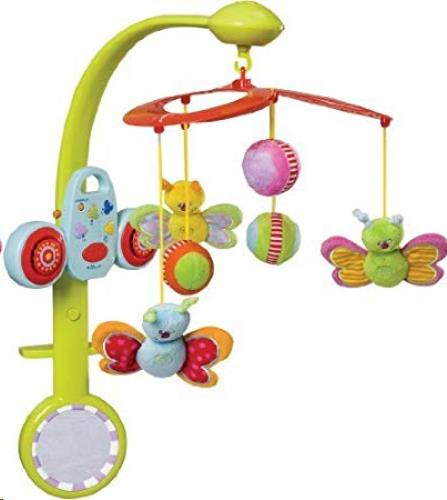 Taf Toys - Musical Mobile Butterflies
