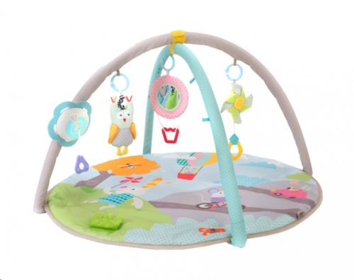 Taf Toys - Speeltapijt Musical Nature Baby Gym