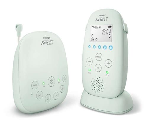 Philips-Avent - Babyfoon SCD721/26
