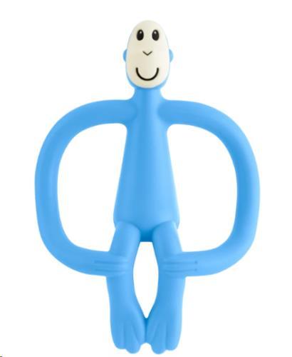 Matchstick Monkey - Bijtring Lichtblauw