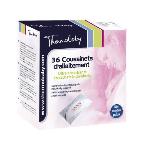 Thermobaby - 36 Borstcompressen