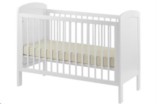 Pericles - Bed Sophie 309 Gesloten Wit