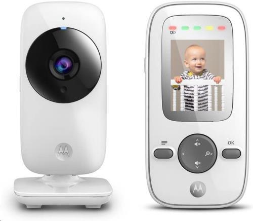 Motorola - 2  Video Baby monitor fixed camera