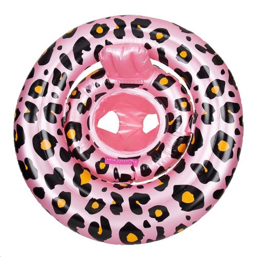 Swim Essentials - Baby Float Print Rose Leopard 0-1 Jaar