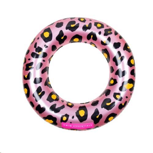 Swim Essentials - Zwemband Rose Gold Leopard D 70 cm