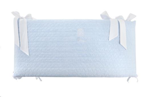 Theophile & Patachou - Bedbeschermer 70cm - Geborduurde (70X70X70cm) H:32Cm