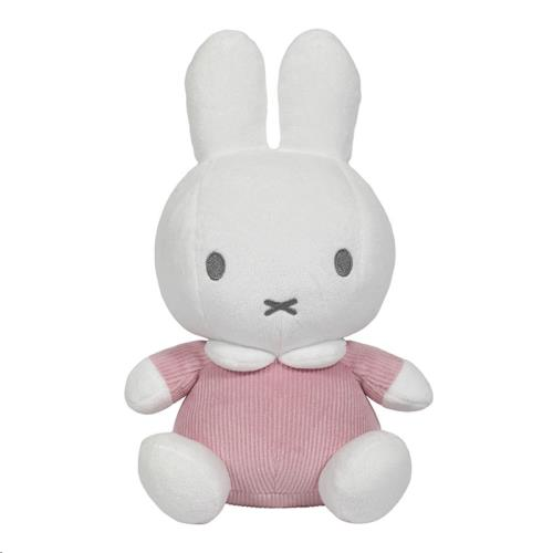 Nijntje - Miffy - Knuffel Nijntje Pink Baby Rib 20Cm