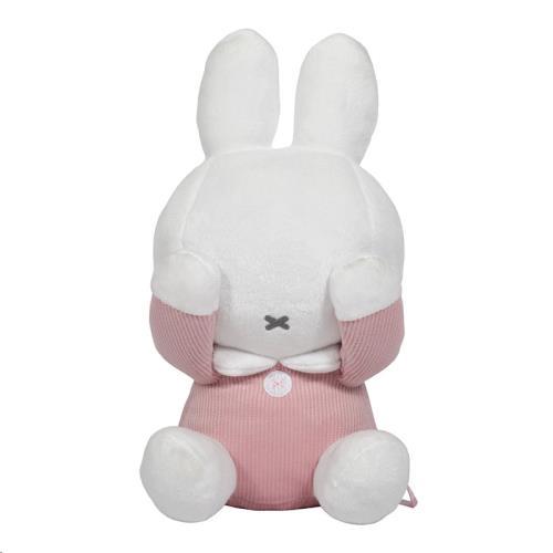 Nijntje - Miffy - Kiekeboe Nijntje Pink Baby Rib