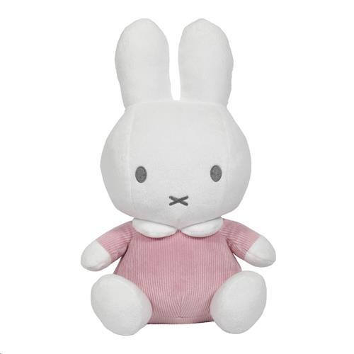 Nijntje - Miffy - Knuffel Nijntje Pink Baby Rib 60Cm