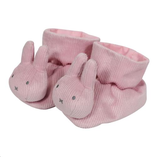 Nijntje - Miffy - Boxpantoffels Nijntje Pink Baby Rib