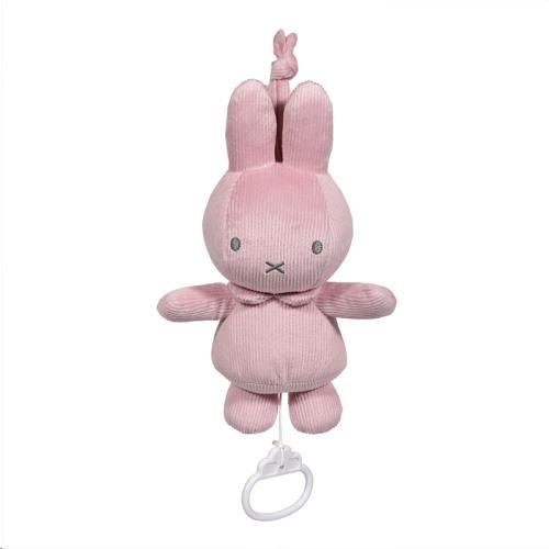 Nijntje - Miffy - Muziekdoosje Nijntje Pink Baby Rib
