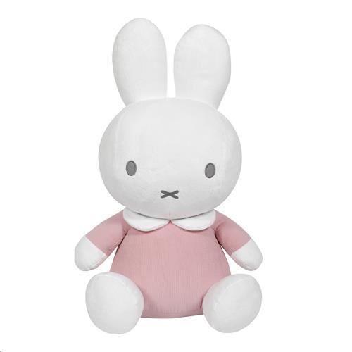 Nijntje - Miffy - Knuffel Nijntje Pink Baby Rib 32Cm