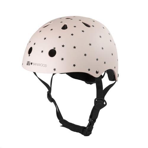 Banwood - Helm Bonton R Matte Pink