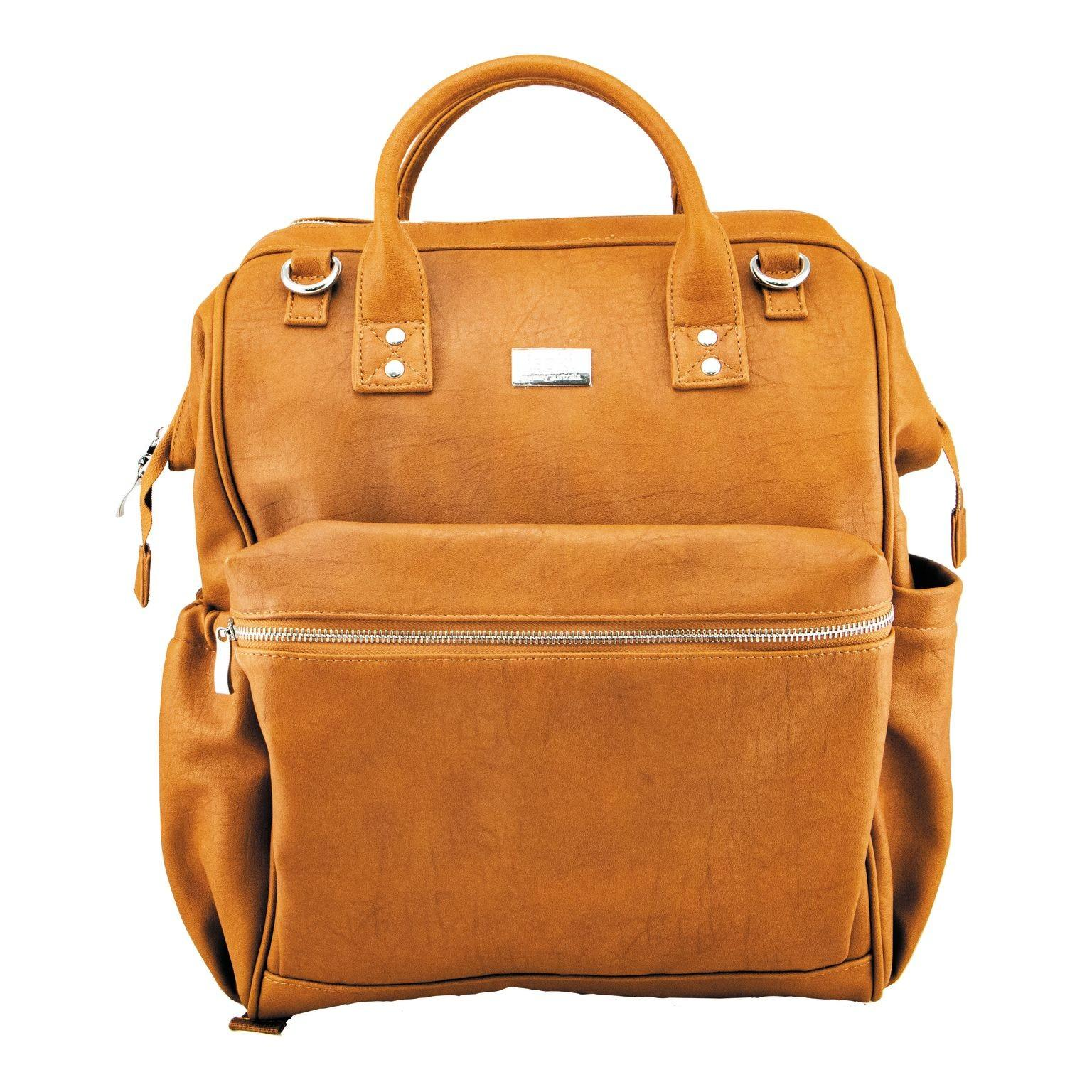 Isoki - Byron Backpack Amber