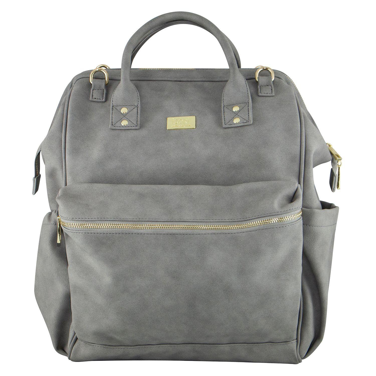 Isoki - Byron Backpack Stone
