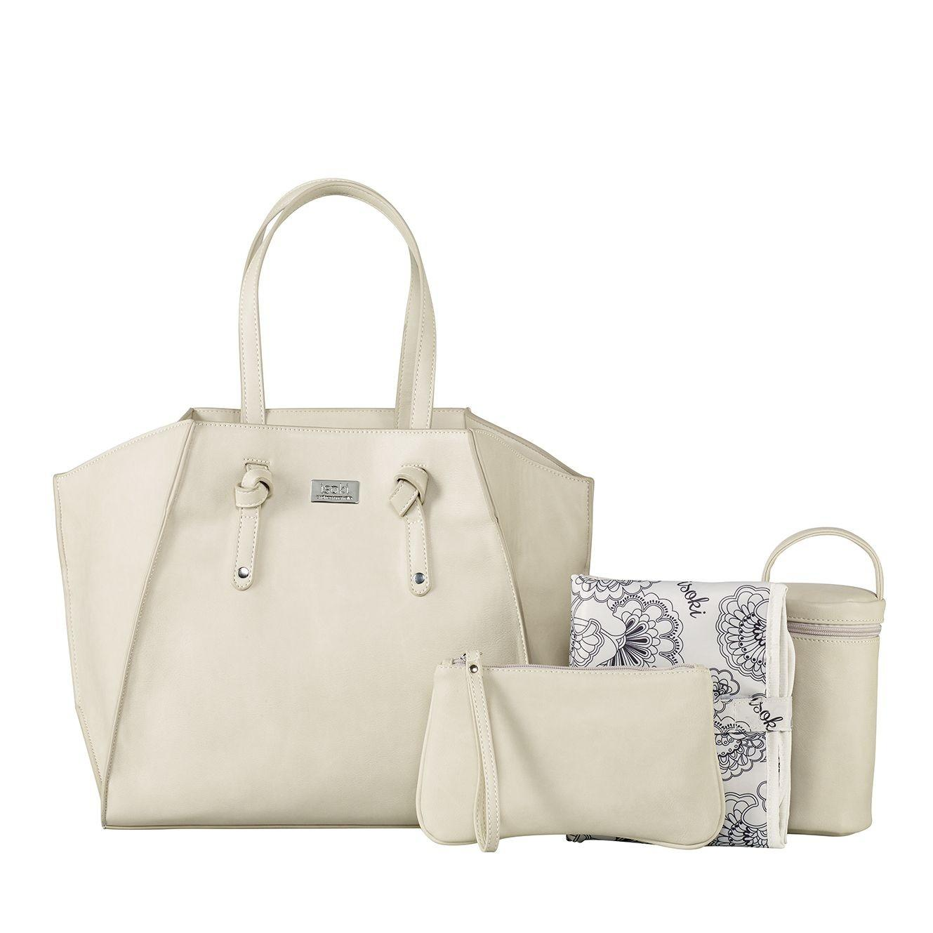 Isoki - Easy Access Tote Brighton