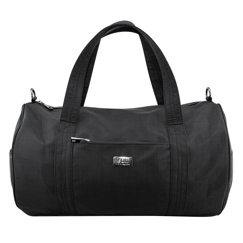Isoki - Kingston Duffle Bag Black