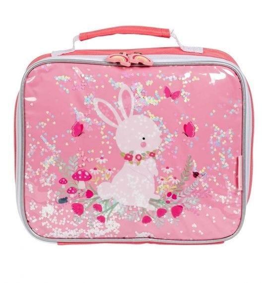 A little lovely company - Cool Bag: Glitter Bunny