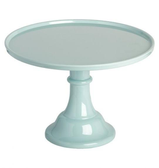 A little lovely company - Cake Stand: Large - Vintage Blue