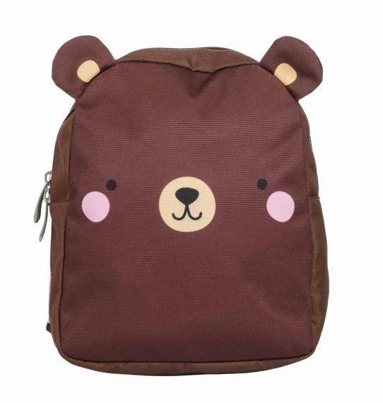 A Little Lovely Company - Little backpack: Bear