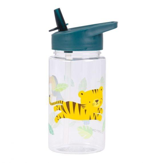A Little Lovely Company - Drink bottle: Jungle tiger