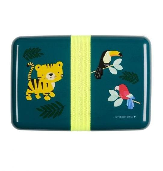 A little lovely company - Lunch Box: Jungle Tiger